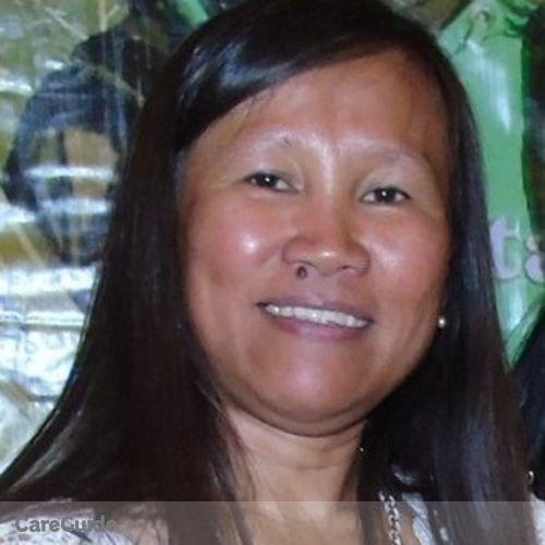 Canadian Nanny Provider Maila Agorde's Profile Picture