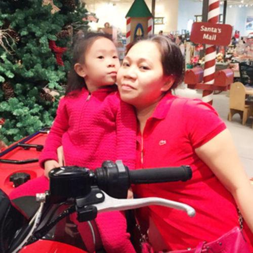 Canadian Nanny Provider Divina Dilla's Profile Picture