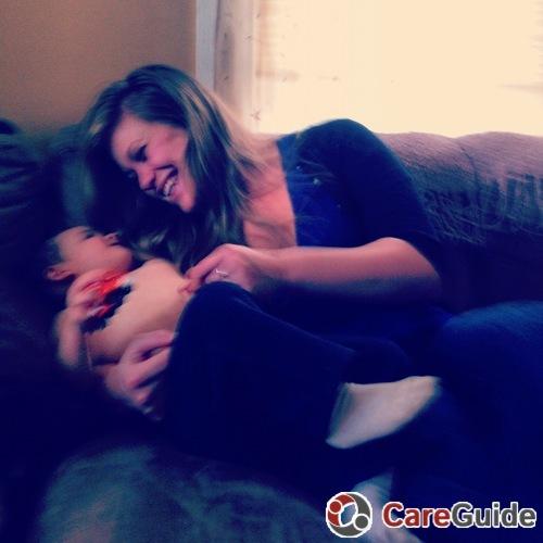 Child Care Provider Jennifer Tomich's Profile Picture