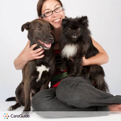 Pet Care Provider Joan F's Profile Picture