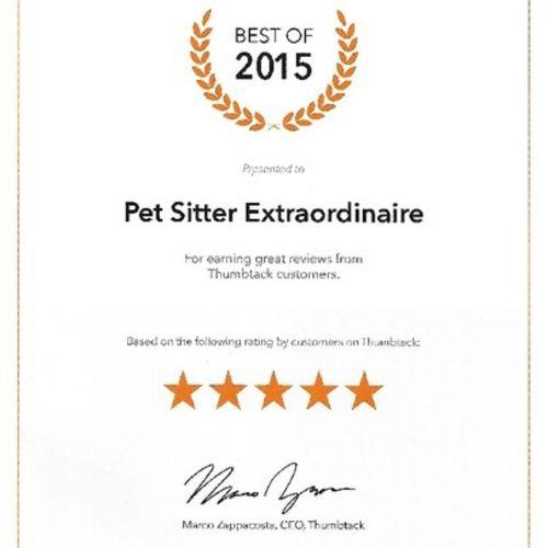 Pet Care Provider Debbie S Gallery Image 3