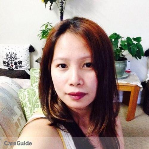 Canadian Nanny Provider Marites Juan's Profile Picture