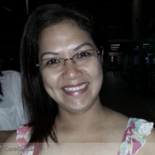 Canadian Nanny Provider Michelle Uy's Profile Picture