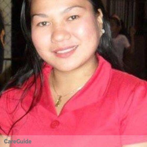 Canadian Nanny Provider Maricris Ribucan's Profile Picture