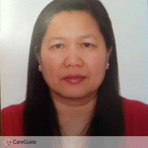 Housekeeper Provider Lilibeth L's Profile Picture