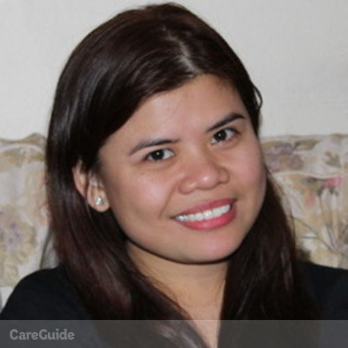 Housekeeper Provider Lanie Garcia's Profile Picture