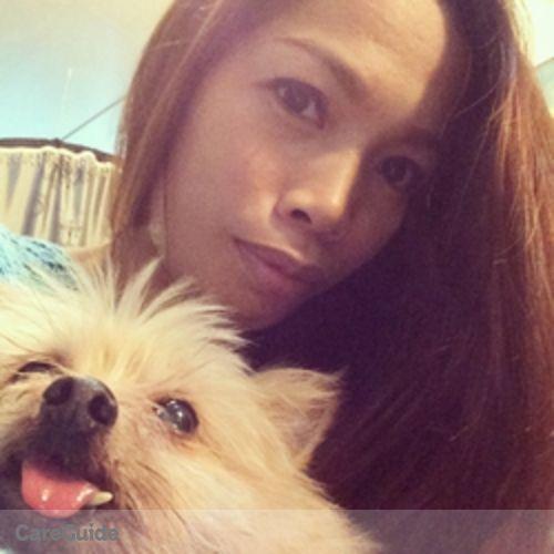 Canadian Nanny Provider Ronah Rita Diaz's Profile Picture