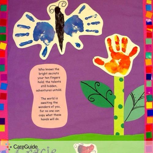Child Care Provider Jordyn Morrissette's Profile Picture