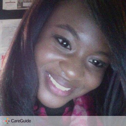 Child Care Provider Aramide W's Profile Picture