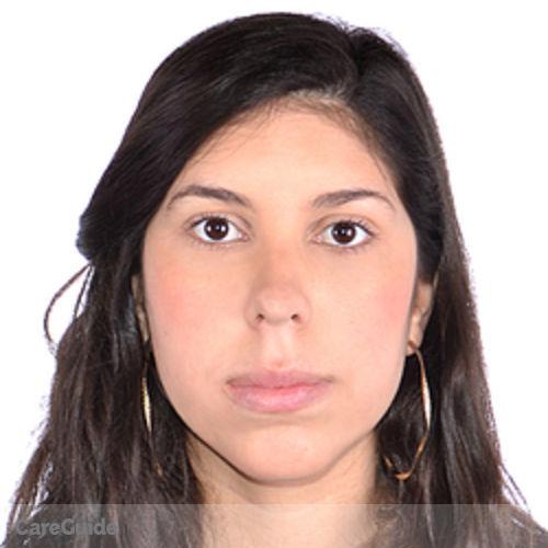 Canadian Nanny Provider Mariana Suniaga's Profile Picture