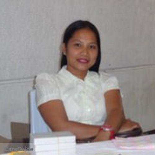 Canadian Nanny Provider Ediza Pallar's Profile Picture