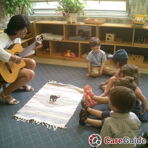 Child Care Provider Luisa Siladi's Profile Picture