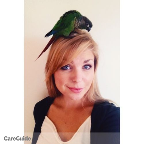 Pet Care Provider Hannah M's Profile Picture