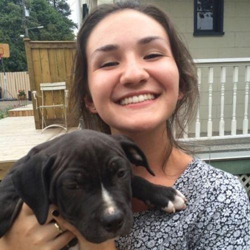 Pet Care Provider Madeleine O's Profile Picture