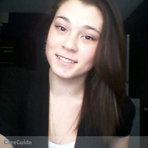 Canadian Nanny Provider Mynda-lee B's Profile Picture