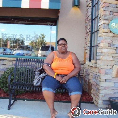 Child Care Provider brenda d's Profile Picture