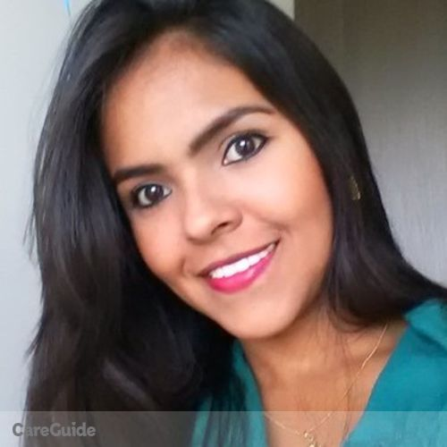Canadian Nanny Provider Liseth Maria Teresa S's Profile Picture