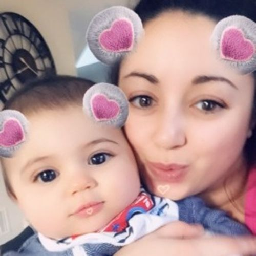 Canadian Nanny Provider Ashley D's Profile Picture