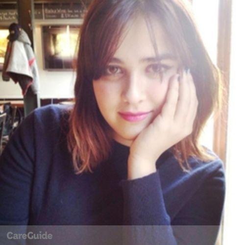 Canadian Nanny Provider Sylvana T's Profile Picture