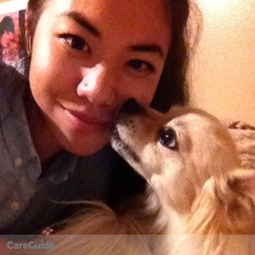 Pet Care Provider Geminesse Barraquias's Profile Picture