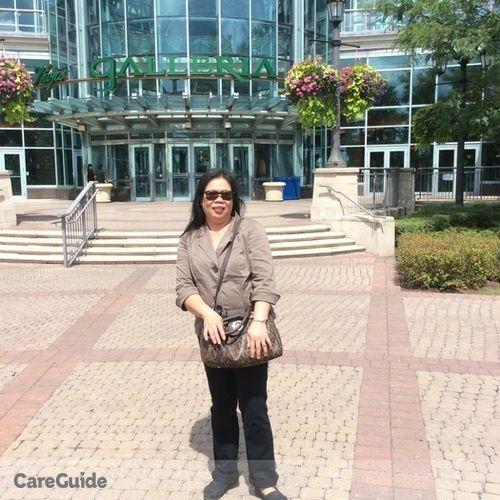 Canadian Nanny Provider Josephine Oliver's Profile Picture