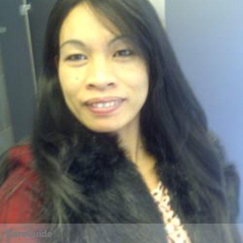 Canadian Nanny Provider Ursula Atadero's Profile Picture