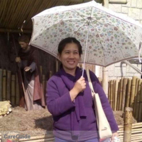 Canadian Nanny Provider Mary Jo T's Profile Picture