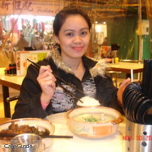 Canadian Nanny Provider Marichelle C's Profile Picture