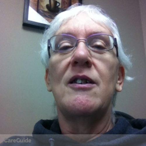 Canadian Nanny Provider Wanda Hubbard's Profile Picture