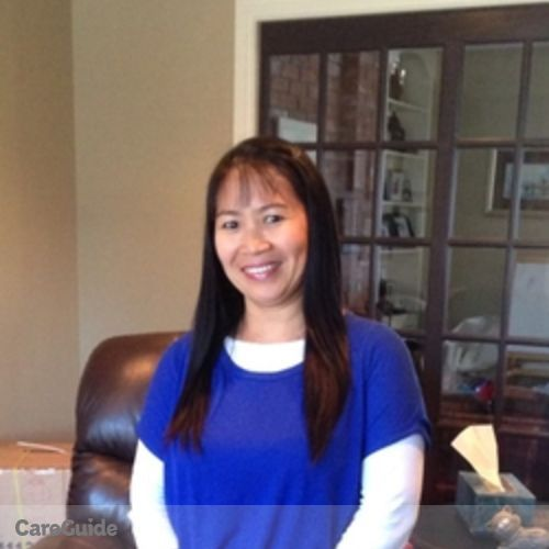 Canadian Nanny Provider Ma. Succour Calizo's Profile Picture
