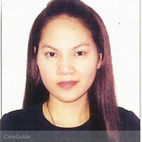 Canadian Nanny Provider Mrissa Diaz's Profile Picture