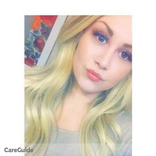 Canadian Nanny Provider Louisa Robinson's Profile Picture