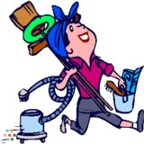 Professional, reliable, flexible and friendly housekeeper ready to get to work!