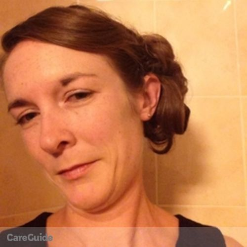 Canadian Nanny Provider Katharine Smith's Profile Picture