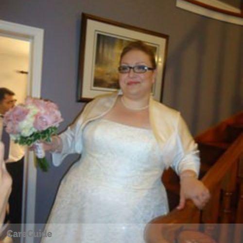 Canadian Nanny Provider Tania Silva's Profile Picture