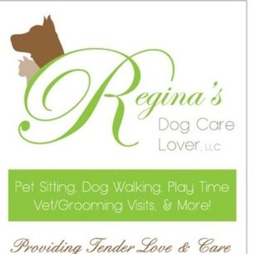 Pet Care Provider Regina W's Profile Picture