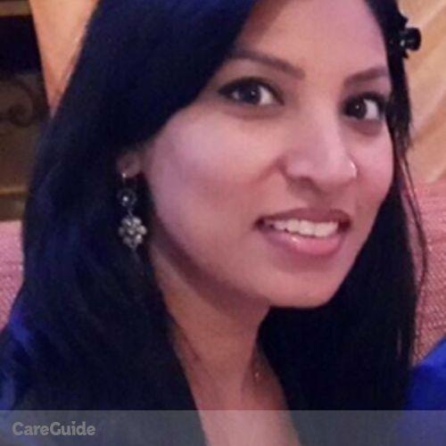 Canadian Nanny Provider Iram Nouroze's Profile Picture