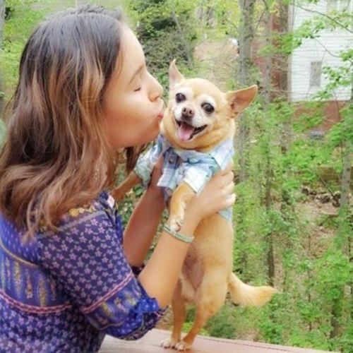 House Sitter Provider Daniela Castro's Profile Picture