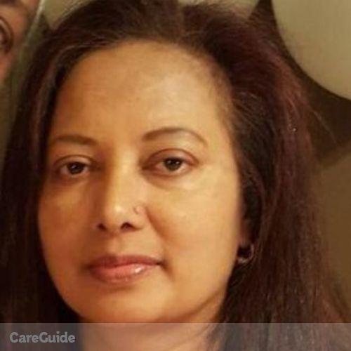 Canadian Nanny Provider Rambha Debidin's Profile Picture