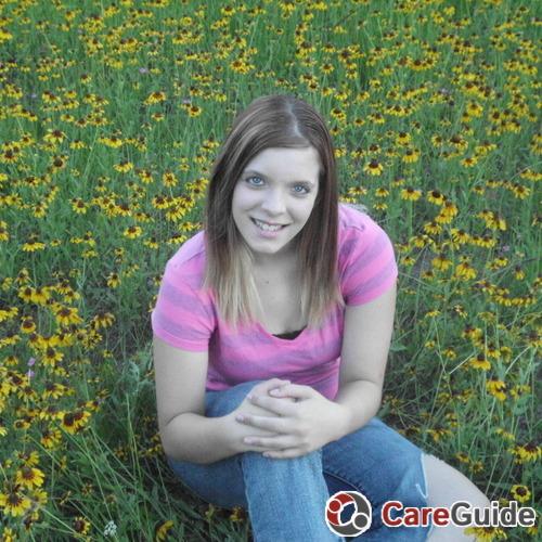 Child Care Provider Sara Helle's Profile Picture