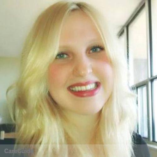 Canadian Nanny Provider Felicia Barker's Profile Picture