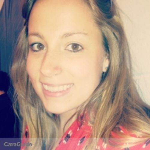 Canadian Nanny Provider Olivia Charlebois-Brandvold's Profile Picture