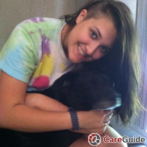 Pet Care Job hannah guy's Profile Picture