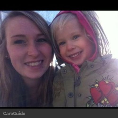 Canadian Nanny Provider Samantha Medcalf's Profile Picture