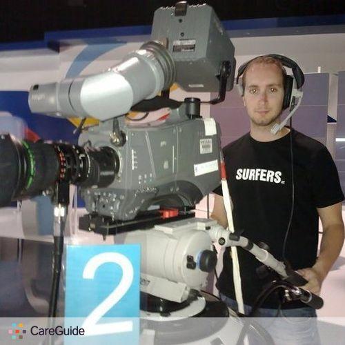 Videographer Provider Sergio R's Profile Picture