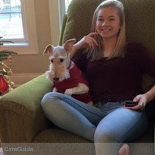 Pet Care Provider Alena M's Profile Picture