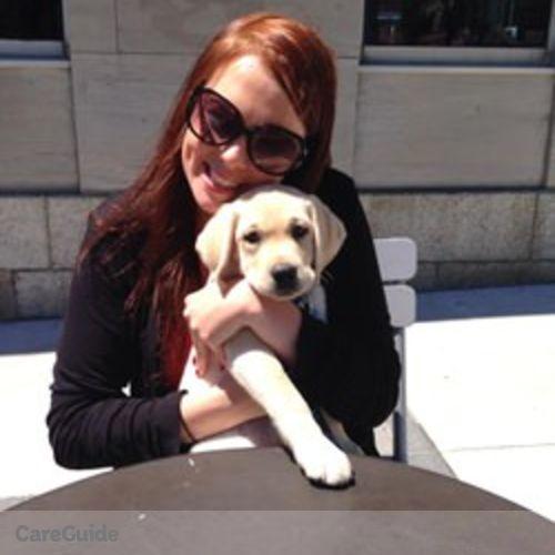 Canadian Nanny Provider Danielle Moriarty's Profile Picture