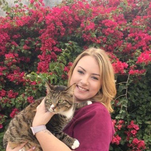 Pet Care Provider Alyssa C's Profile Picture
