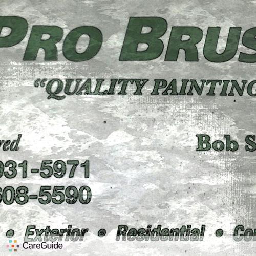 Painter Provider Bob S's Profile Picture
