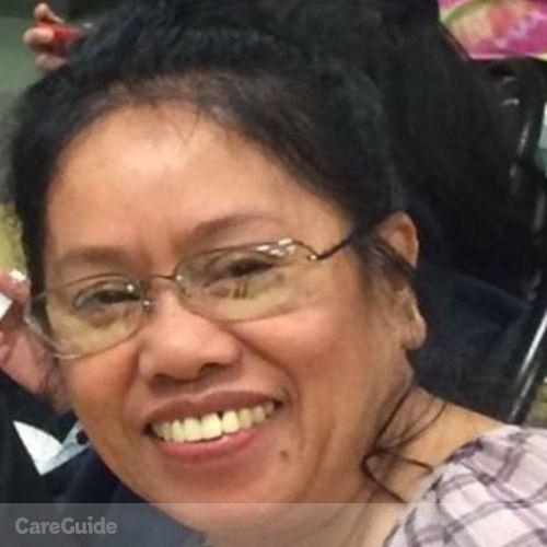 Canadian Nanny Provider Nina V's Profile Picture